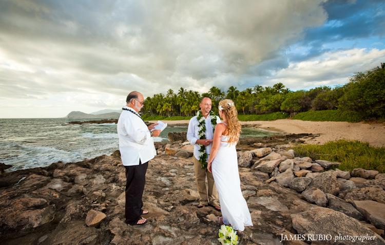 Stacy Jason Wedding Koolina Oahu Hawaii Wedding Photographer