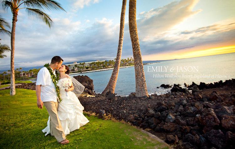 Big Island Hawaii Resort Weddings
