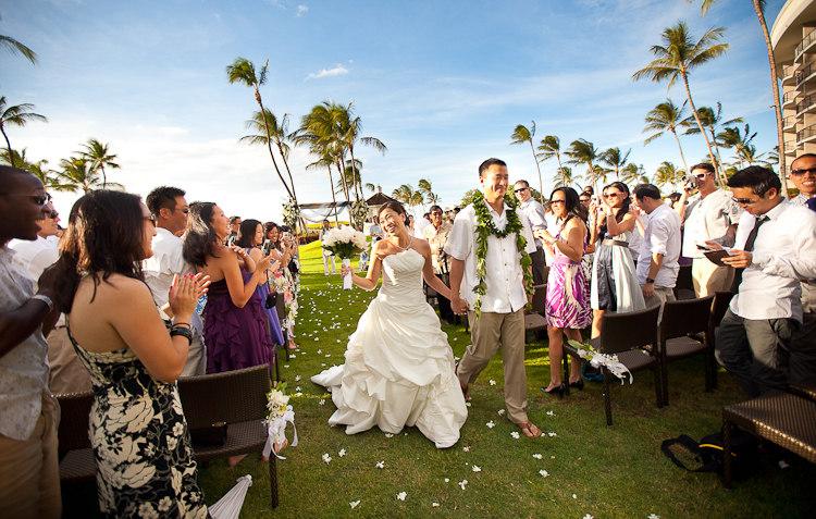 Beach Weddings On The Big Island Of Hawaii