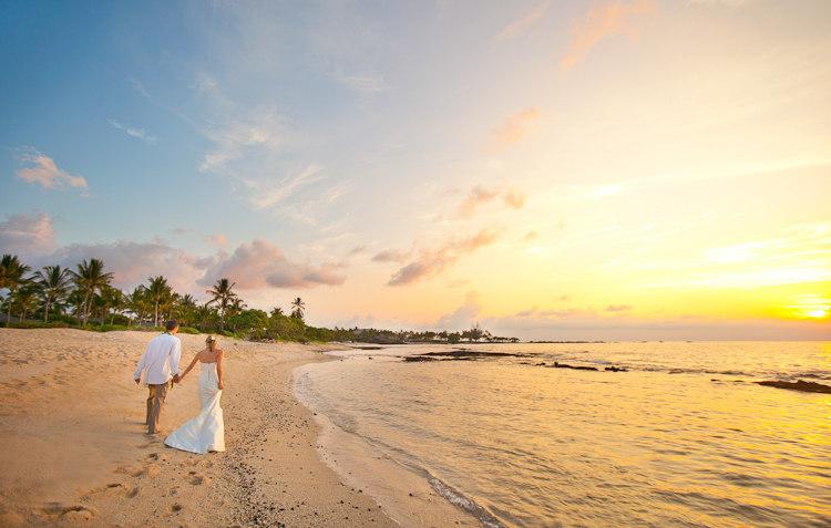 Beach Wedding Maui Hawaii