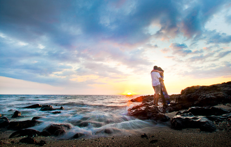 Aja ricky honeymoon kohala big island of hawaii for Best hawaii island for honeymoon