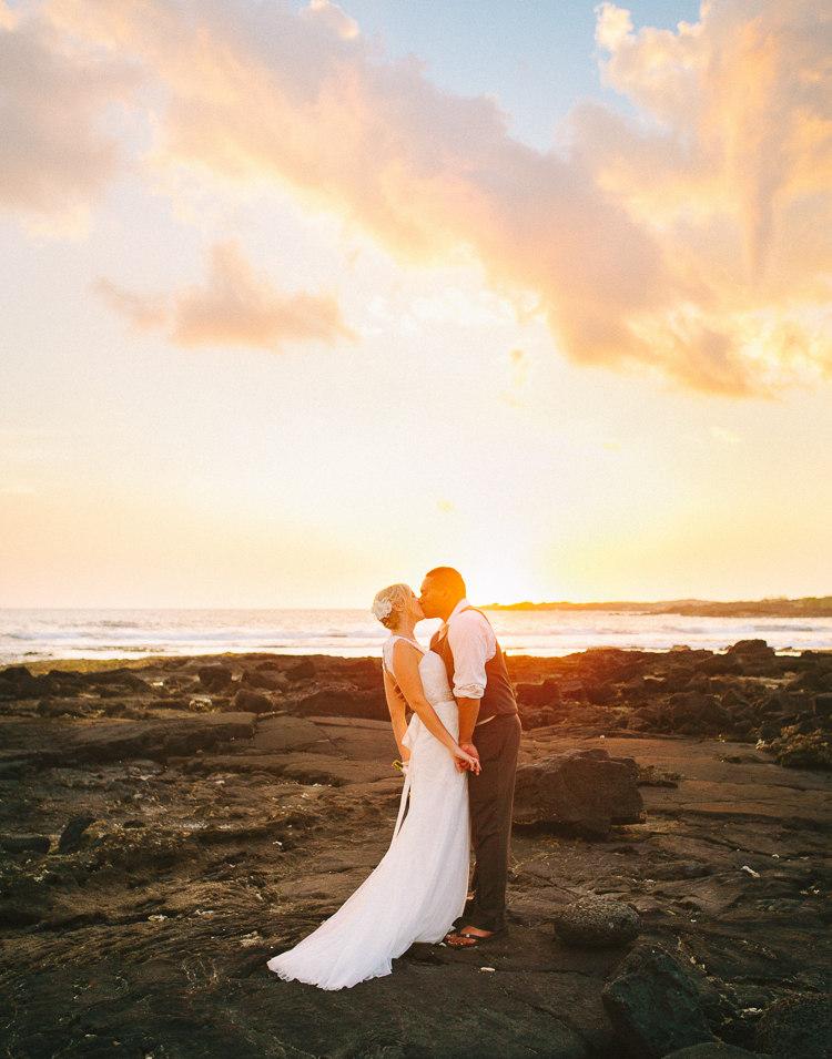 kona hawaii wedding amanda aina 22 - Royal Kona Wedding
