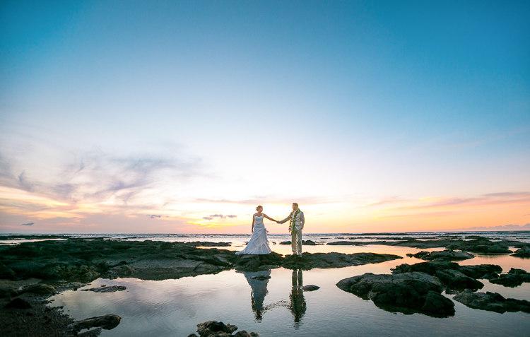 Contact US >> Lindsay & Justus | Puako Wedding, Big Island of Hawaii - Hawaii Wedding Photographer | James ...