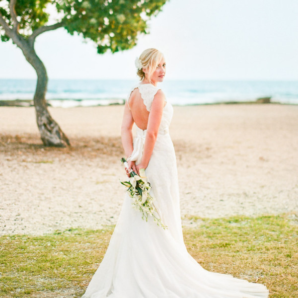 Amanda & Aina | Kona, Big Island of Hawaii Wedding