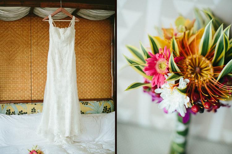 Four Seasons Big Island Hawaii Wedding