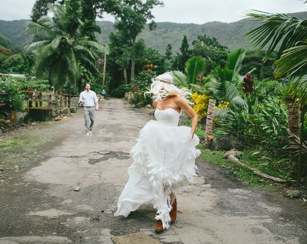 Waipio Valley Wedding, Big Island | Jessica & Adam