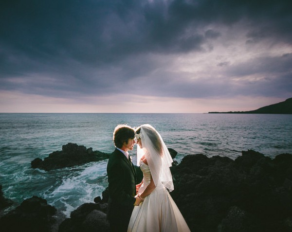 Kealakekua Bay Wedding | Christen & Luke | Big Island, Hawaii