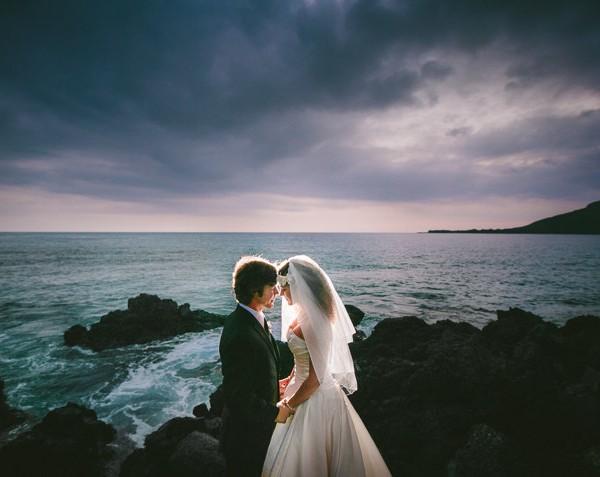 Kealakekua Bay Wedding | Christen & Luke | Big Island, Hawaii