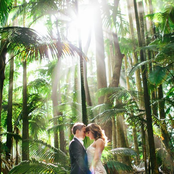 Hilo Rainforest, Big Island, Hawaii | Amanda & Trevor