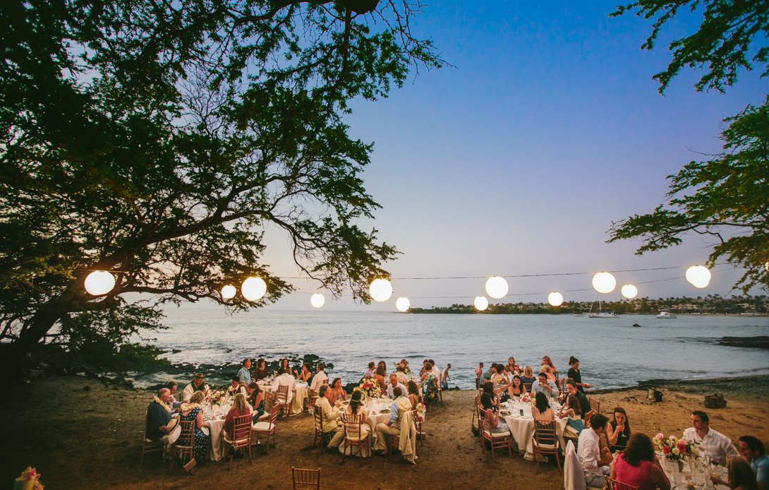 Lava Beach Club Wedding Hawaii 23