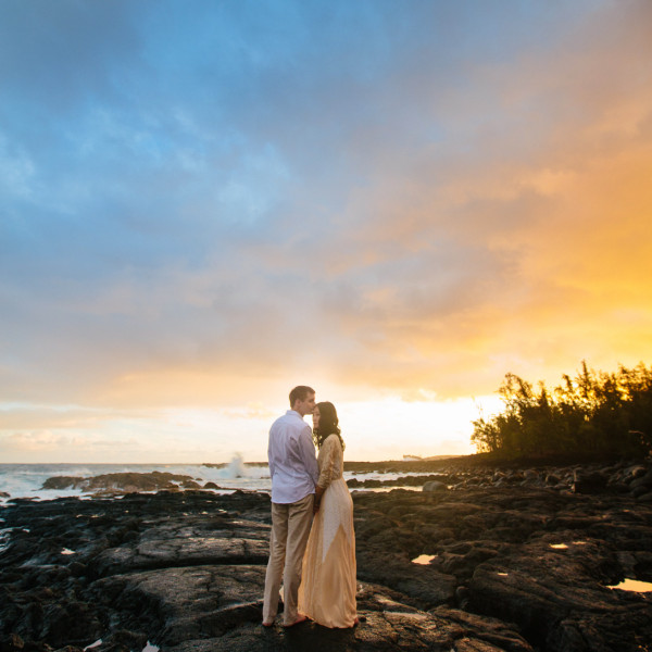Lei & Quartz | Day-after sunrise session | Hilo, Hawaii