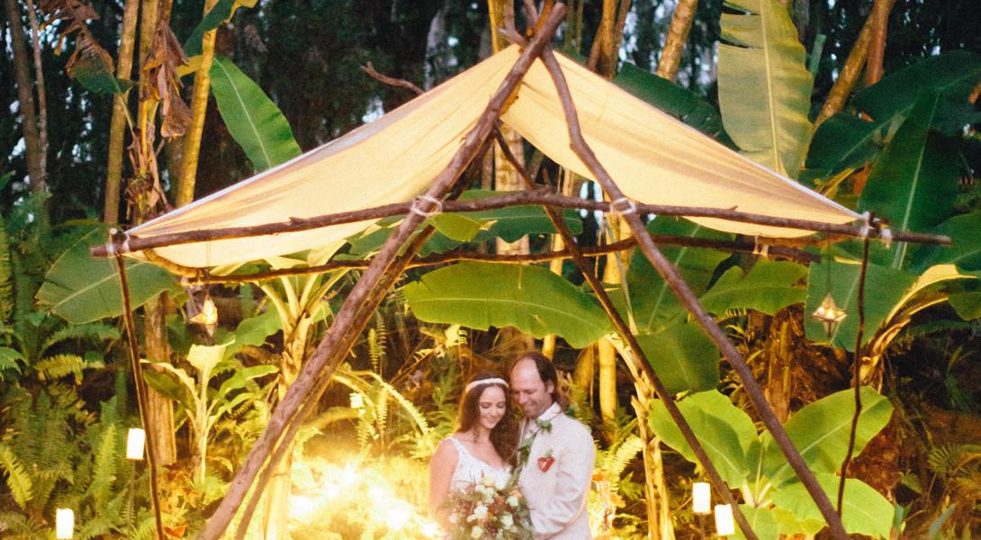 Sarah & Michael | Pahoa, Big Island of Hawaii
