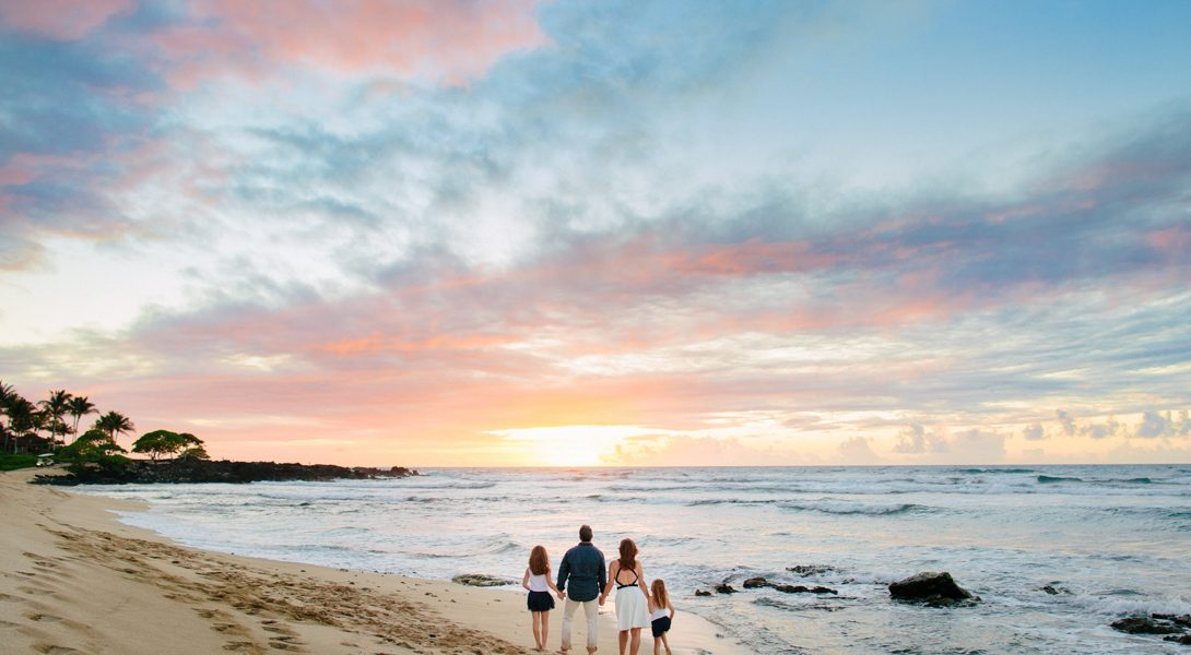Four Seasons Hualalai Family Session | Big Island Family Photographer