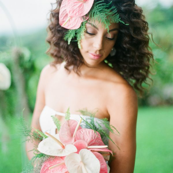 Holualoa Inn Wedding (Styled Shoot)