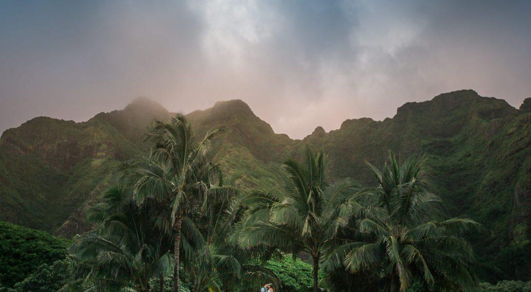 Kau'i & John | Kualoa Ranch, Oahu