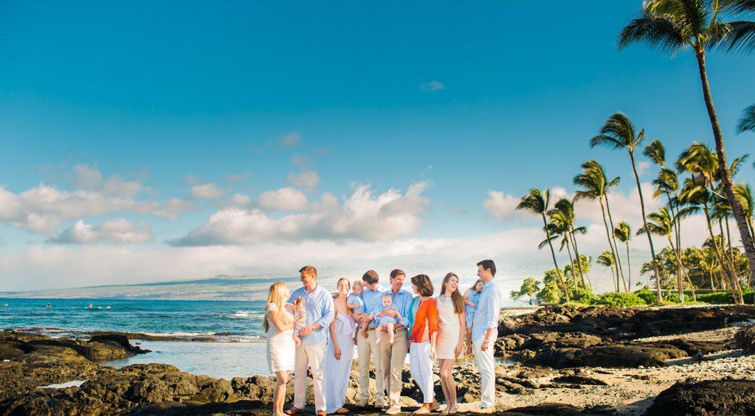 Mauna Lani Family | Big Island Family Photographer
